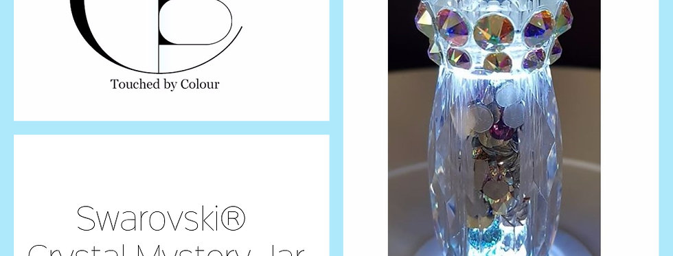 Swarovski® Crystal Mystery Jar