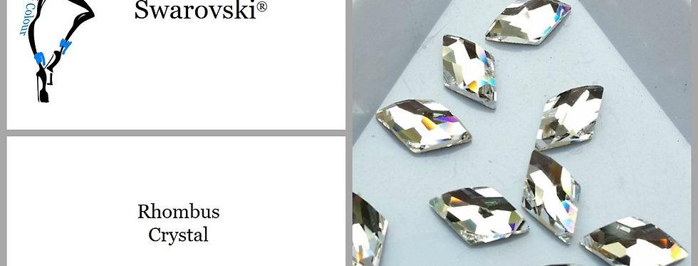Rhombus - Crystal - Specialty Shape