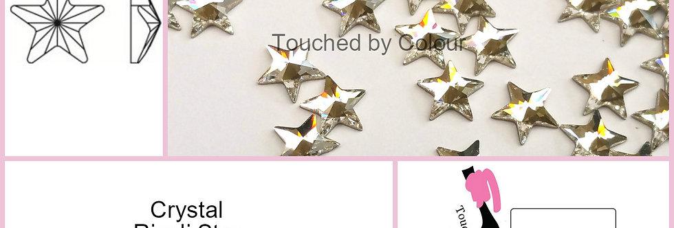 Rivoli Star - Crystal - Specialty Shape