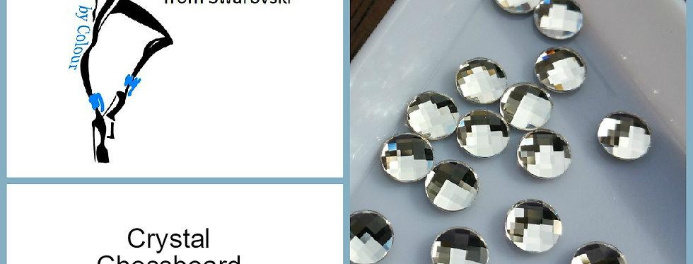 Chessboard  - Crystal - Specialty Shape