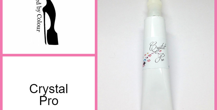 Crystal Pro Resin Glue