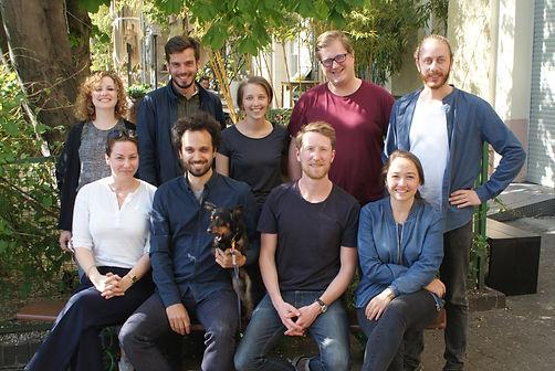 Team of Diskutier Mit Mir e.V.