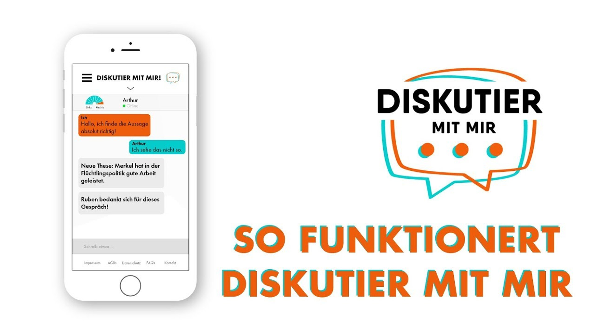 How-To Diskustier Mit Mir 2017