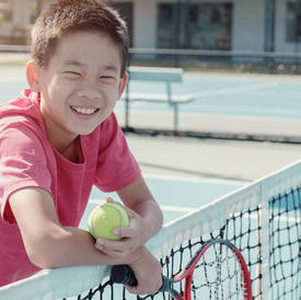 Private Sports Lessons (Tennis/Badminton/Swimming)
