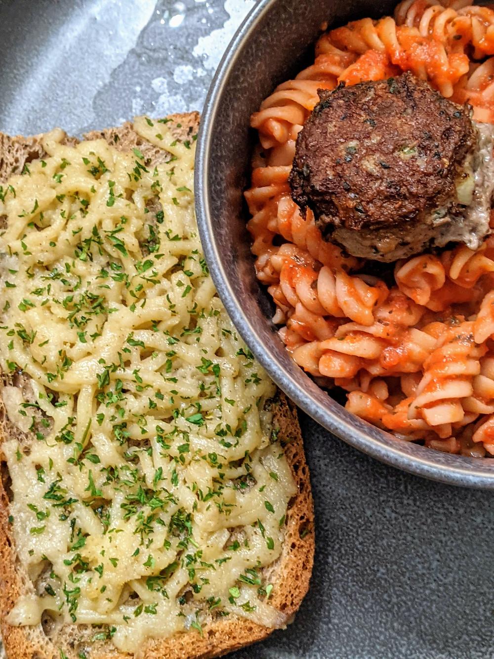 The Sunday Cookbook  - Tomato-Free Marinara Sauce - nightshade free - joseph centineo - amanda macgregor - food allergy recipes