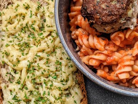 The Sunday Cookbook: Tomato-Free Marinara Sauce