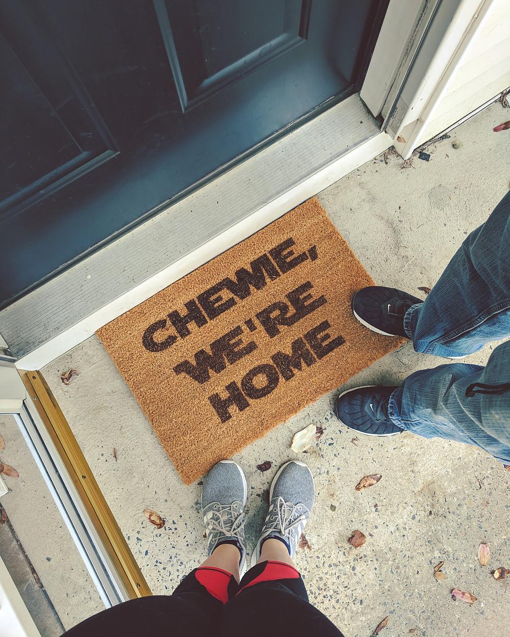 Honey, we're home - amanda macgregor - joseph centineo - food allergy lifestyle - home buying