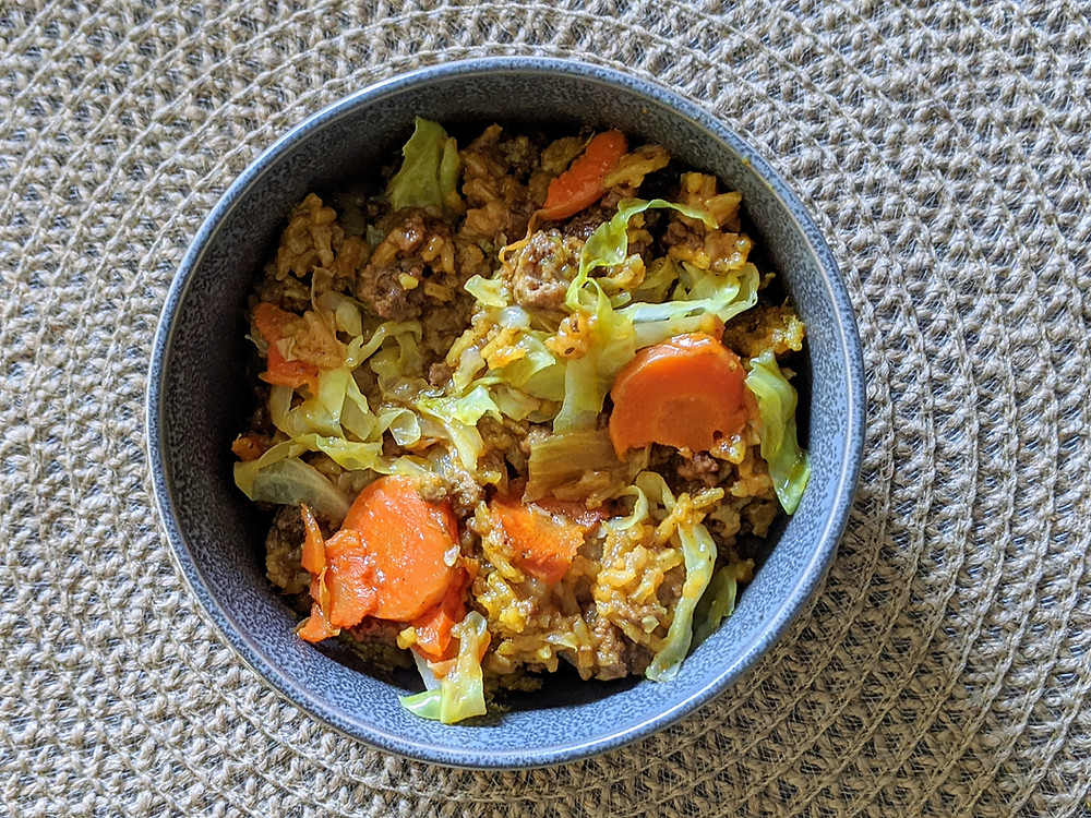 cabbage and carrots casserole - Recipe Round-Up for the Perfect Food Allergy-Friendly St. Patrick's Day - amanda macgregor centineo - food allergy recipes