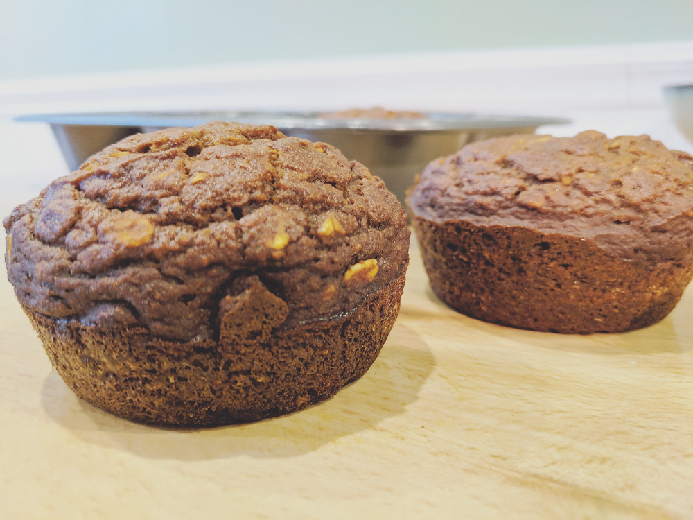 Pumpkin and Apple Harvest Muffins - Food Allergy-Friendly Thanksgiving - Amanda MacGregor - Food Allergy recipes - centineo