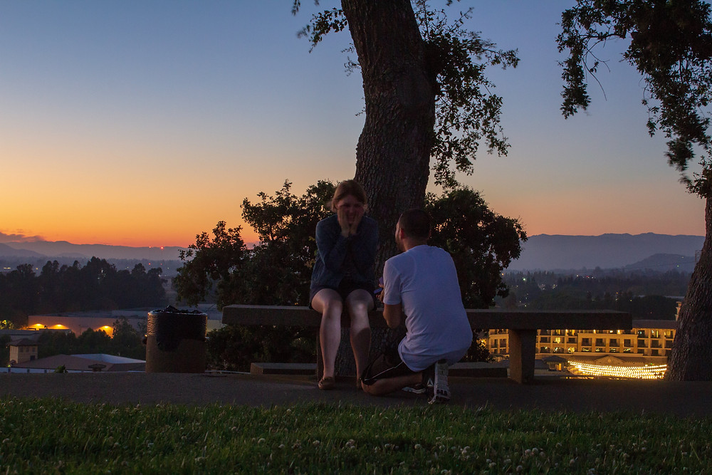 Our Engagement Story - July 24th, 2018 - amanda macgregor - joseph centineo - proposal