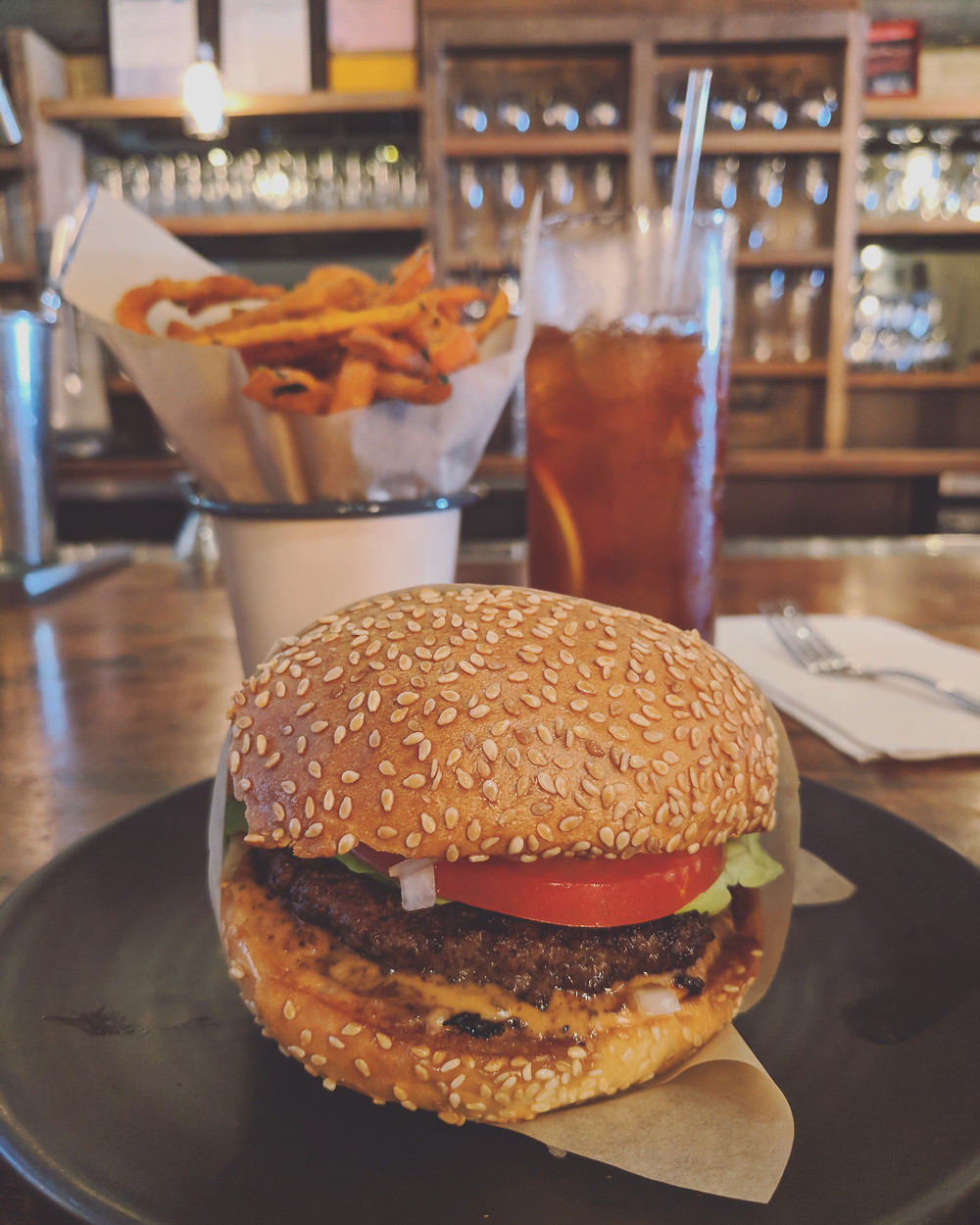 Tips for Traveling and Dining Out with Food Allergies - Amanda MacGregor - Roam Burger