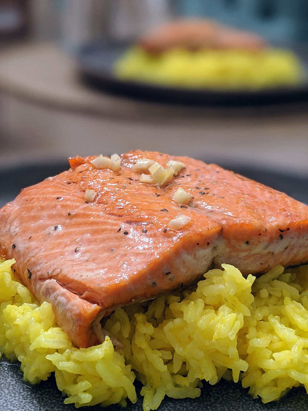 Honey Garlic Salmon - The Sunday Cookbook - Food Allergy Recipes