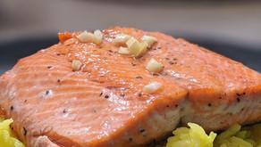 The Sunday Cookbook: Honey Garlic Salmon