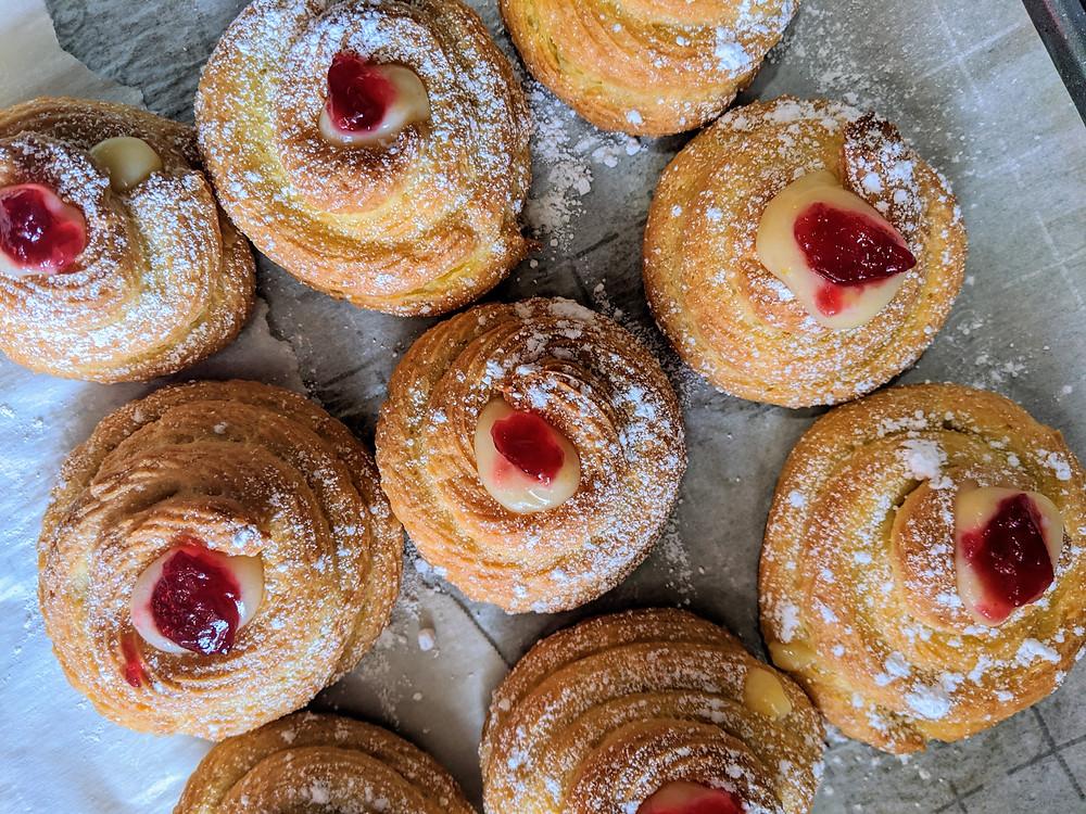 Traditional St. Joseph's Day Italian Pastries - amanda macgregor centineo - food allergy recipes