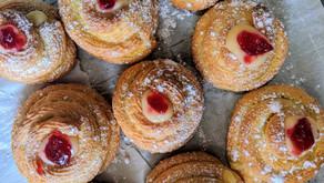 Traditional St. Joseph's Day Italian Pastries