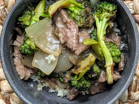 The Sunday Cookbook: Soy-Free Beef and Broccoli, featuring TRUBEEF