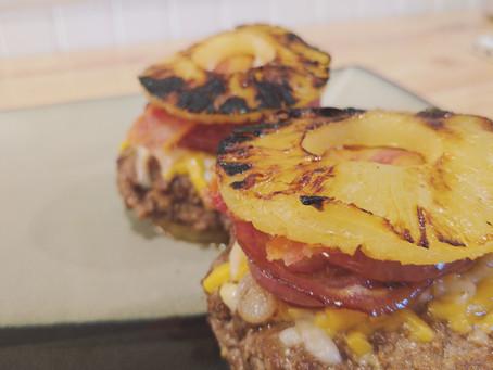 Pineapple Bun Burgers