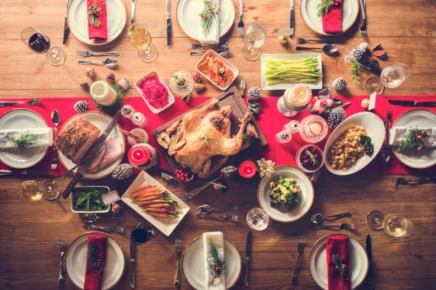 Planning Holiday Dinners with Food Allergies - amanda macgregor joseph centineo