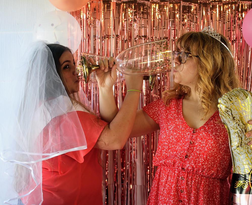 Partyville Bachelorette Party Decorations - amanda macgregor - ashley macgregor