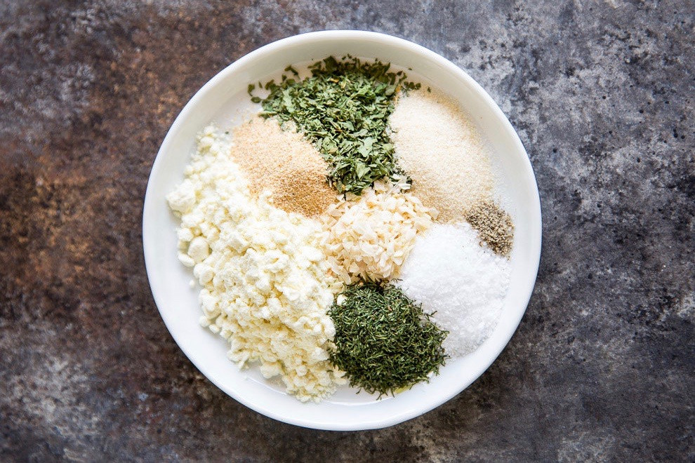 Homemade Ranch Seasoning - The Sunday Cookbook