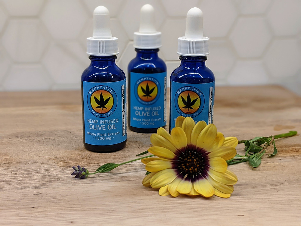 Managing Stress and Anxiety with CBD and Food Allergies - amanda macgregor - food allergy lifestyle