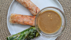 Sweet Ginger and Lime Sauce with SunButter