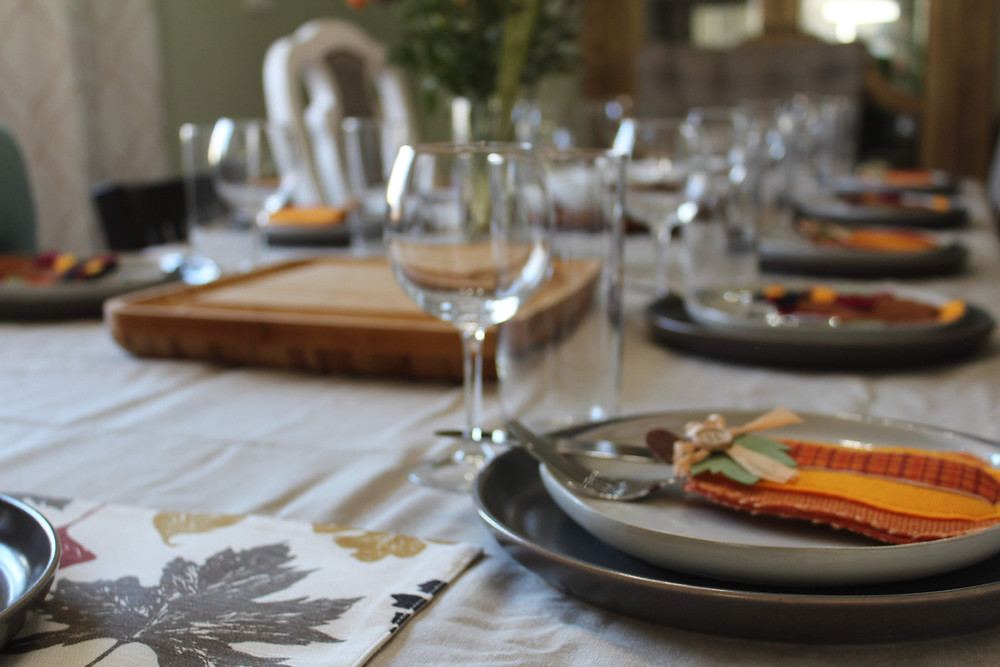 Food Allergy-Friendly Thanksgiving - Amanda MacGregor - Food Allergy recipes - centineo