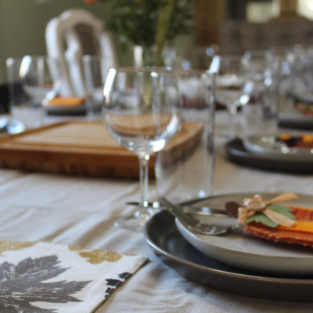 Recipe Round-Up for the Perfect Food Allergy- Friendly Thanksgiving