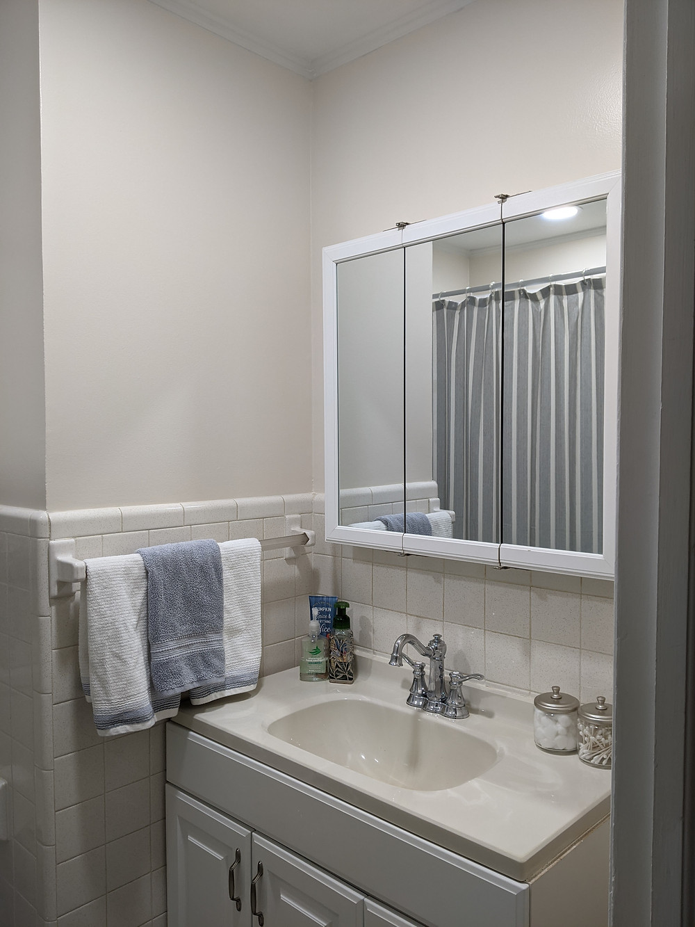 Our Two Year Home Anniversary + Updates - amanda macgregor - joseph centineo - home lifestyle  - bathroom