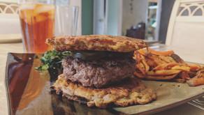 3 Step Sweet Potato Burger Buns