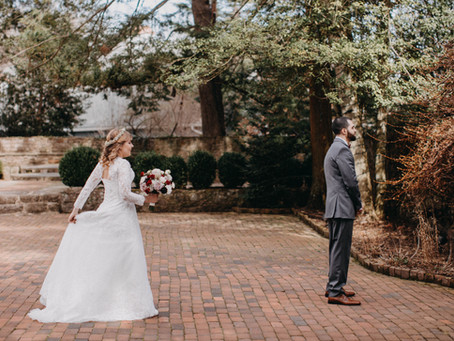 Saying YES to your Wedding Dress