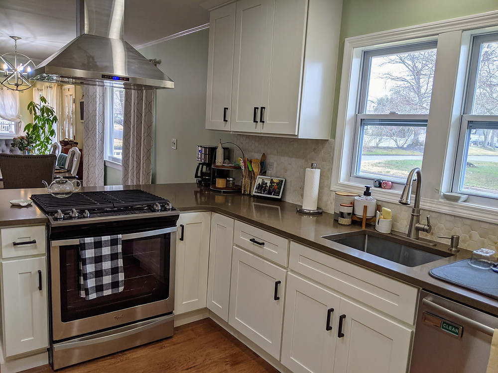 Our Two Year Home Anniversary + Updates - amanda macgregor - joseph centineo - home lifestyle - kitchen renovation