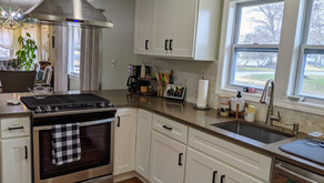 Our Kitchen: Plans, Progress, and The Reveal
