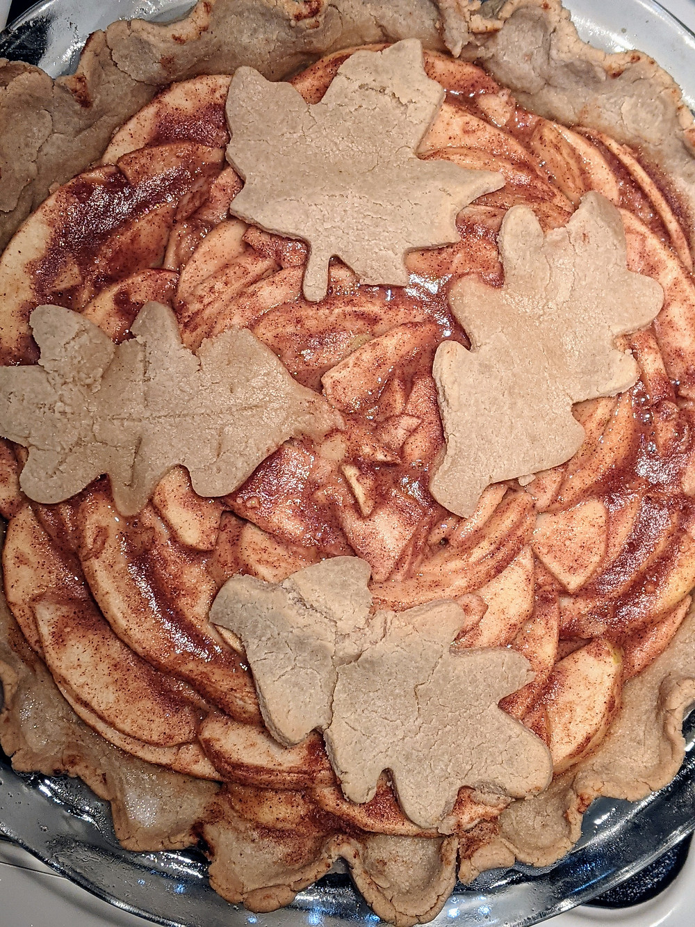 Paleo apple pie - Food Allergy-Friendly Thanksgiving - Amanda MacGregor - Food Allergy recipes - centineo