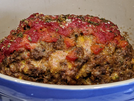 Momma Mac's Cooking Corner: Classic Meatloaf