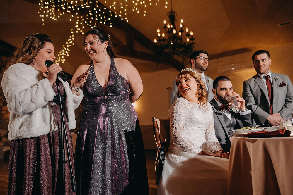 Choosing Your Wedding Party - Amanda MacGregor Joseph Centineo - Morace - unforgettable expressions