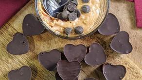 Chocolate Sunbutter Cups Recipe using Enjoy Life's Chocolate