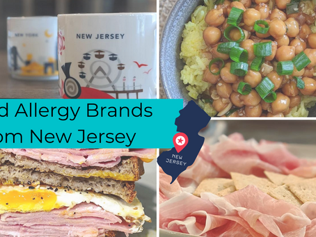 Allergy-Friendly Brands from New Jersey