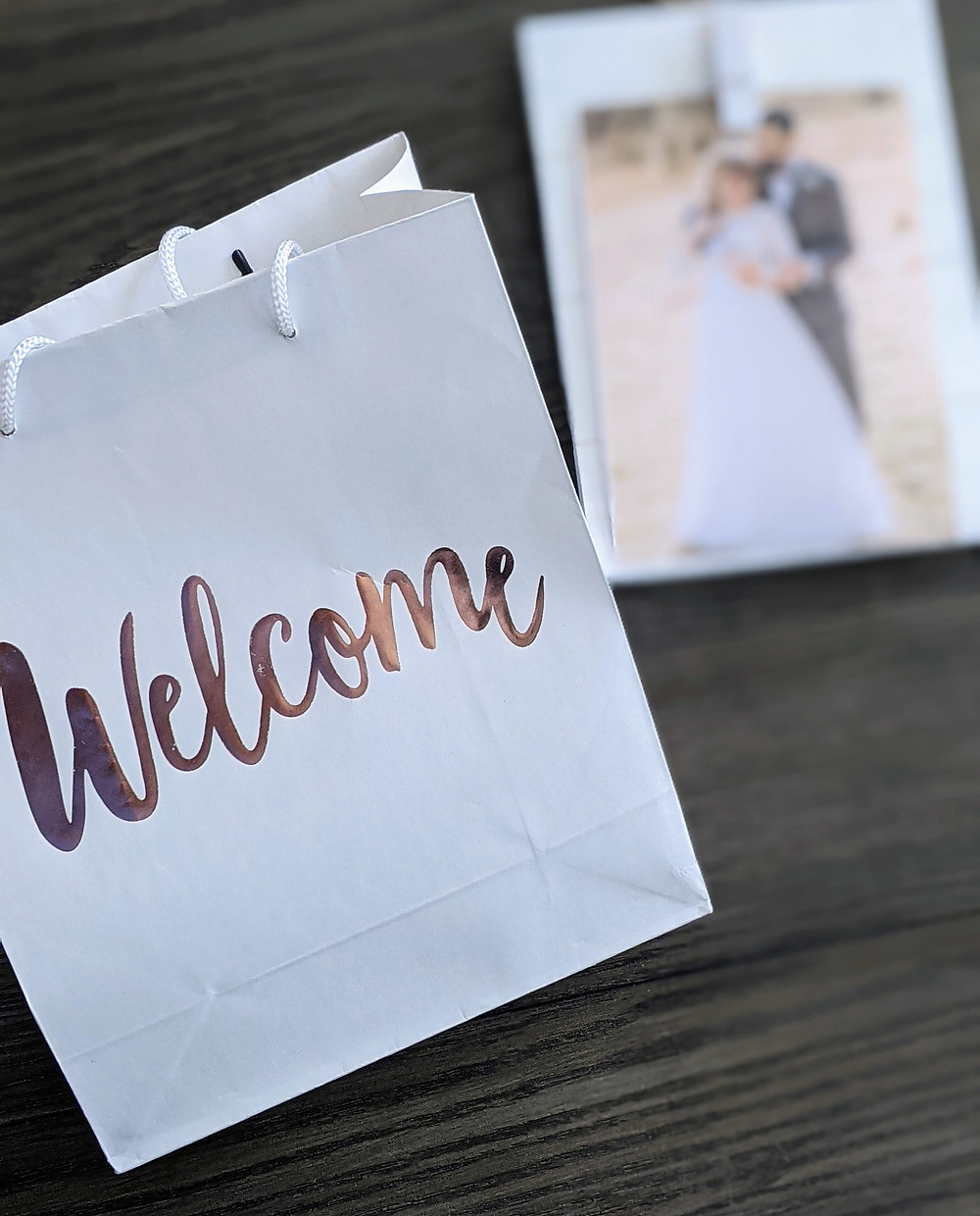 Building the Perfect Welcome Bag for your Wedding's Overnight Guest - amanda macgregor joseph centineo - wedding planning
