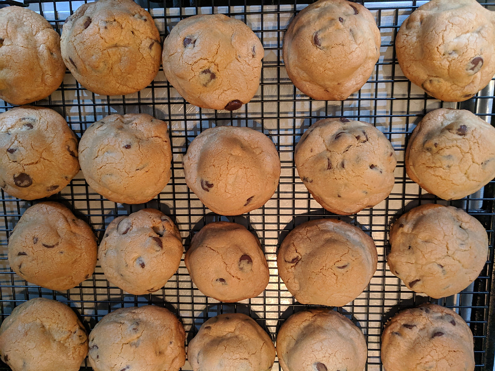 Oreo Stuffed Chocolate Chip Cookies - Amanda MacGregor - Food Allergy Recipes