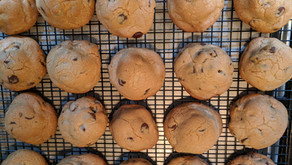 Oreo Stuffed Chocolate Chip Cookies with Gluten-Free Options