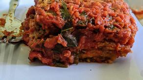 The Sunday Cookbook: No-Fry Eggplant Parmesan