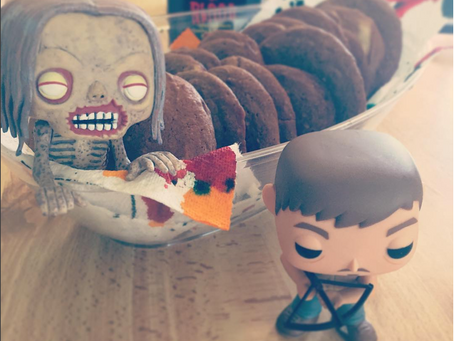 The Walking Dead Themed Recipes: Carol's Cookies, Corn-Free Version!