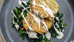 The Sunday Cookbook: Tahini Lime Dressing
