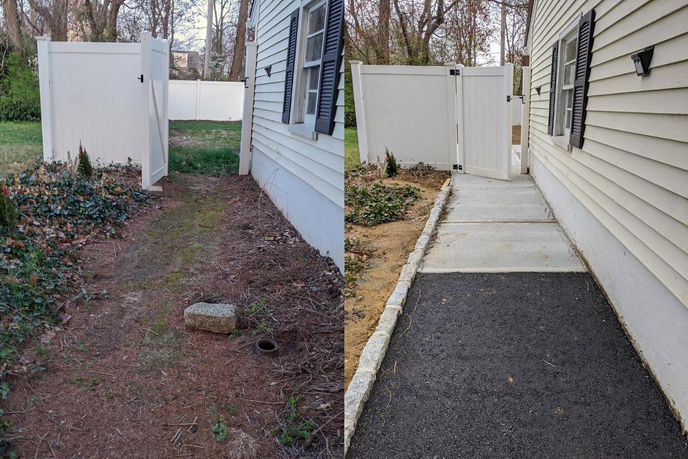 Our Two Year Home Anniversary + Updates - amanda macgregor - joseph centineo - home lifestyle - paving