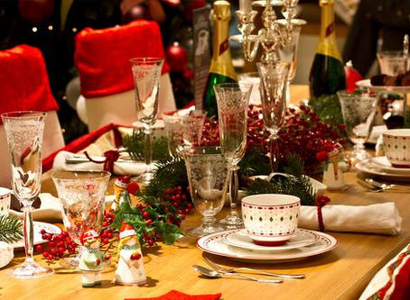 Holiday Dinners with Food Allergies