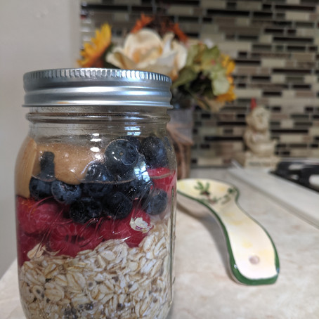 Start Your Morning with Overnight Oats