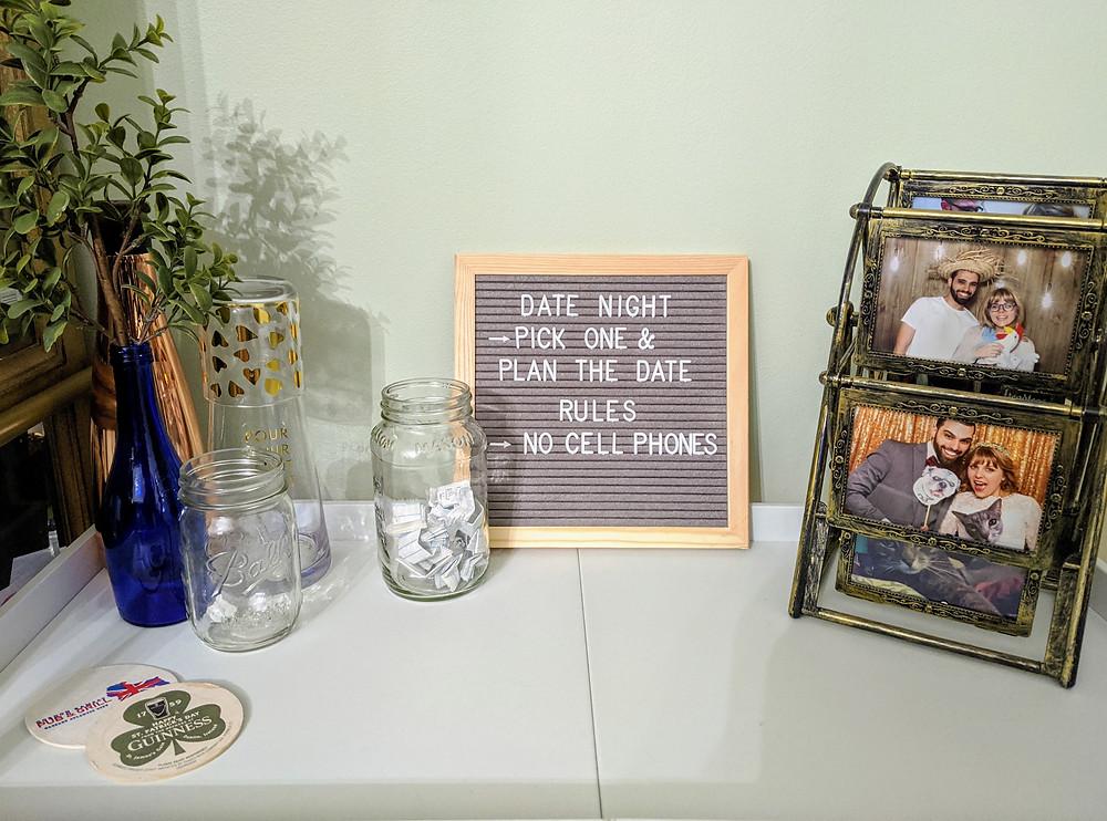 Our At-Home Date Night Game - Amanda MacGregor - joseph centineo - food allergies