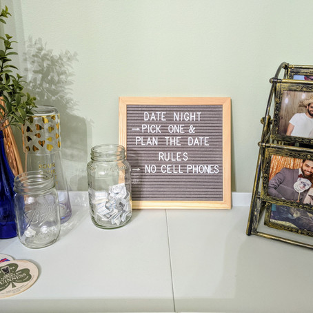 Our At-Home Date Night Game