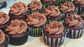 Easy Homemade Chocolate Mousse Cupcakes